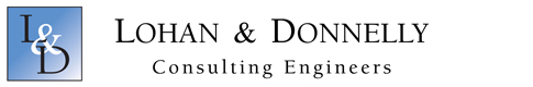 Lohan & Donnelly Consulting Civil and Structural Engineers Logo