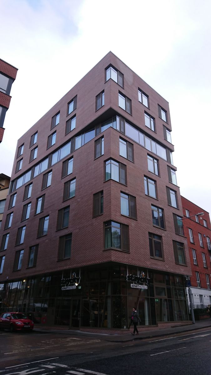 Staycity Aparthotel at Chancery lane, Dublin 8